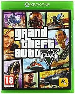 [Prime] Jeu GTA V sur Xbox One