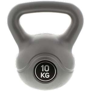 Poids d'entrainement Kettlebell Q4Life - 10Kg