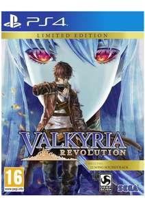 Valkyria Revolution: Limited Edition sur PS4