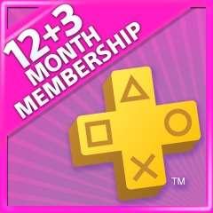Abonnement Playstation Plus - 15 Mois (Dématérialisé - Store Indonésien)