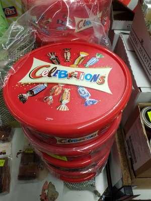 Boîte de chocolats Celebrations (650 gr) - Lure (70)