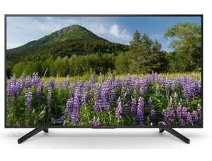 """TV 55"""" Sony KD55XF7005BAEP - UHD 4K, Smart TV"""
