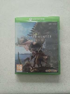 Monster Hunter World sur Xbox One - Vénissieux (69)