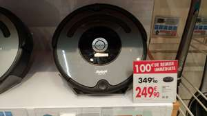 Aspirateur robot iRobot Roomba 676 - Lescar (64)