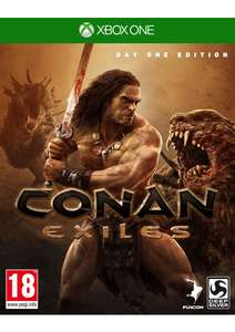 Conan Exiles: Day One Edition Xbox One