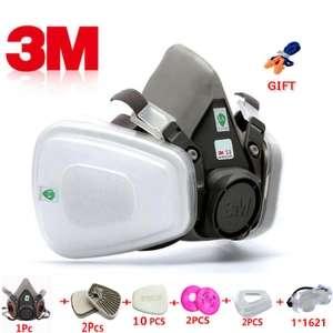 Masque à gaz + Accessoires