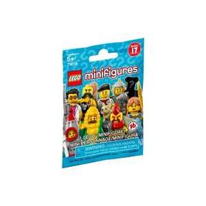Sachet de minifigures Lego série 17 - Plaisir (78)