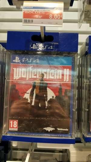 Wolfenstein 2: TheNew Colossus sur PS4 - Saint-Herblain (44)