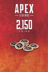 Pack Apex Legends: 2150 coins (Dématérialisé - Store Turc)