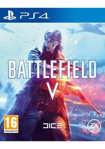 Battlefield V sur PS4 ou Xbox one