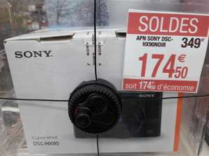 Appareil photo compact Sony DSH-HX90 Noir - Tarnos (40)