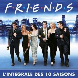L'intégrale de la série TV Friends sur iOS (Dématérialisé)