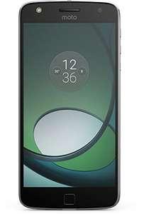 """Smartphone 5.5"""" Motorola Moto Z2 Play - full HD, SnapDragon 626, 4 Go de RAM, 64 Go, argent (vendeur tiers)"""