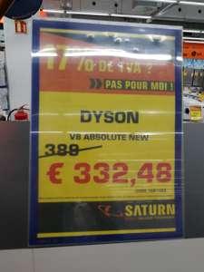 17% de réduction sur une sélection d'articles - Ex : Aspirateur balai Dyson V8 Absolute New (Frontaliers Luxembourg )