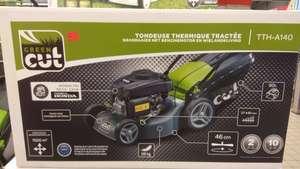 Tondeuse thermique 46cm Greencut TTH-A140 (moteur Honda 160cm3) - Carrefour Echirolles (38)