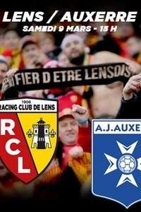 [Femmes] Place pour le match RC Lens - AJA (Auxerre) samedi 9 mars à 15h - Catégrie 1