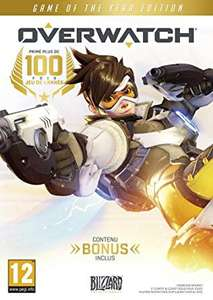 Overwatch GOTY sur PC  - Val d'europe (77)