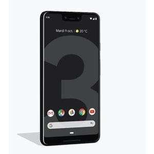 """Smartphone 6.3"""" Google Pixel 3XL - Full HD+, SnapDragon 845, 4 Go de RAM, 64 Go"""