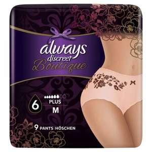 Paquet de protections hygiéniques Always Discreet Boutique (via Coupon Network et Shopmium) - Saint-Brice-Courcelles (51)