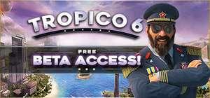 Beta ouverte de Tropico 6 sur PC (Dématérialisé, Steam)