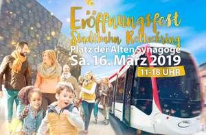 Gratuité du réseau de transport de Fribourg le 16 Mars 2019 (Frontaliers Allemagne)