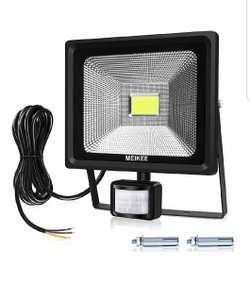 Projecteur LED extérieur Meikee - 30W, Noir (vendeur tiers)