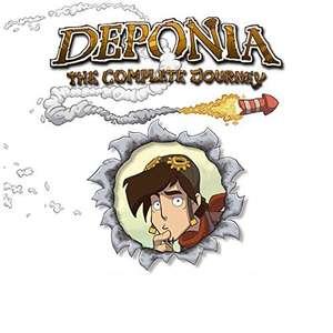 Deponia The Complete Journey Gratuit sur PC (dématérialisé - Steam)