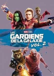 Sélection de films Marvel Studios en location (Dématérialisé) à partir de 1.99€