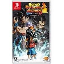 [Pré-commande] Super Dragon Ball Heroes World Mission sur Switch