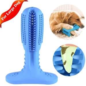 Brosse à dents en silicone pour chiens (Vendeur tiers)