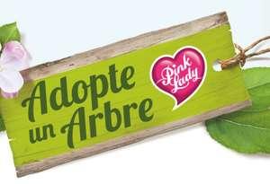 Parrainage d'un pommier : Goodies Pink Lady offerts + Récolte de pomme gratuite (adopteunarbre-pinklady.fr)