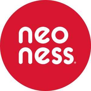 1 abonnement d'un an en salle de sport Neoness acheté = 1 offert - Ex: SimplyNess (matins en semaine jusqu'à 12 h / 14-17 h, hors club Live)