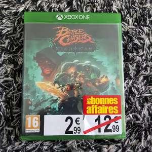 Jeu Battle Chasers nightwar sur Xbox One