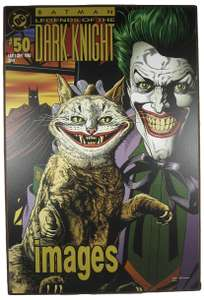 Sélection de cadres en promotion - EX : Batman Legends of the Dark Knight 50 (1993) - Poitiers (86)