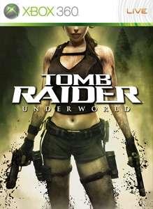 Jeu Tomb Raider Legend, Anniversary ou Underworld sur Xbox 360 (Dématérialisé - Rétrocompatible Xbox One)