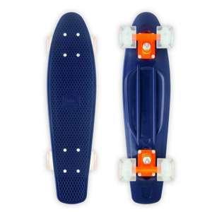Skateboard avec roues lumineuses Baby Miller Division Uro - différents coloris / motifs