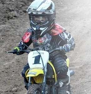 Initiation gratuite à la moto tout terrain pour les 7 à 12 ans - Motocross de Gaillac-Toulza (31)