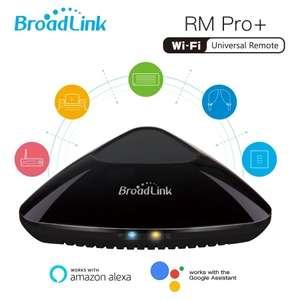 Passerelle Wi-Fi Broadlink RM-Pro+ 2019 (19,73€ avec le code NEW0328)