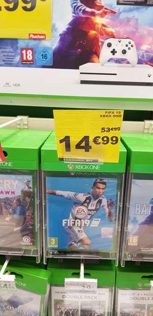 Jeu Fifa 19 sur Xbox One - Saint-Priest (69)