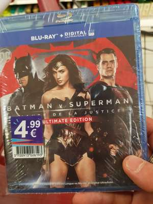 Blu-ray Batman vs Superman Version Ultimate - Faches-Thumesnil (59)