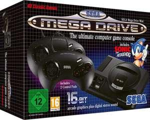 [Précommande] Console Sega Mega Drive Mini officielle (2 Manettes + 40 jeux)