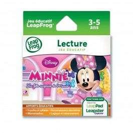 Jeu éducatif Leap Frog LeapPad Minnie Mouse