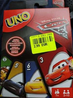 Jeux de société Uno Cars ou Super Hero Girls - Blois (41)