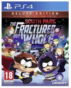 Sélection de jeux vidéos sur PS4 et Xbox One en promotion - Ex : South Park L'Annale du Destin Édition Deluxe sur PS4 et Xbox One