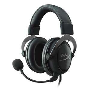 Casque audio Kingston HyperX Cloud II - Noir