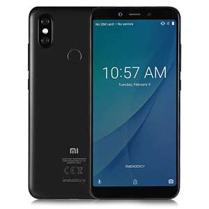 """Smartphone 5,99"""" Xiaomi Mi A2 global version- Snapdragon 660, 4/64, USB-C, Android One (9.0 Pie)"""