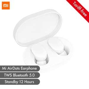 Écouteurs intra-auriculaire sans-fil Xiaomi AirDots TWS Édition Youth - Blancs