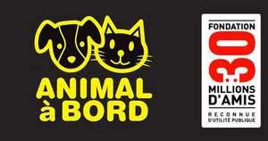 Sticker Animal à Bord - Gratuit et Personnalisable