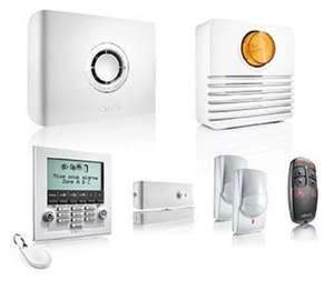 Jusqu'à 150€ remboursé sur la gamme sécurité - Ex : Kit Alarme maison sans fil Somfy compatible animaux Ultimate gsm (Via ODR 150€)
