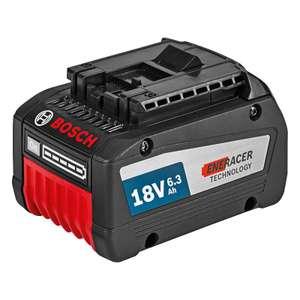 Batterie Bosch GBA EneRacer (1600A00R1A) - 18V, 6.3Ah